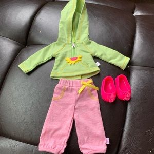 NWOT AG WellieWisher Outfit
